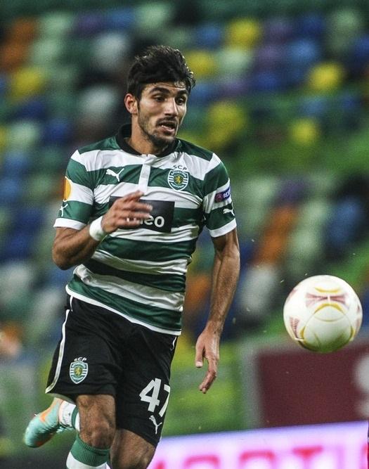 Ricardo Esgaio Sporting Lisboa