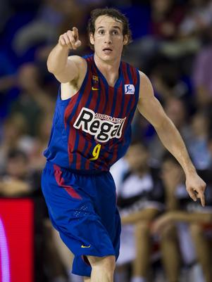 Marcelinho Huertas FC Barcelona