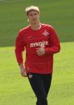 Anton Mitryushkin Spartak Moscu