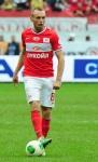 Denis Glushakov Spartak Moscu