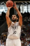 Ioannis Bourousis Real Madrid