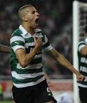 Islam Slimani Sporting Lisboa