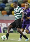 Salim Cisse Sporting Lisboa