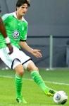 Timm Klose Wolfsburgo