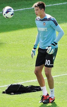 Raphael Spiegel West Ham