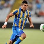 Christian da Silva APOEL Nicosia