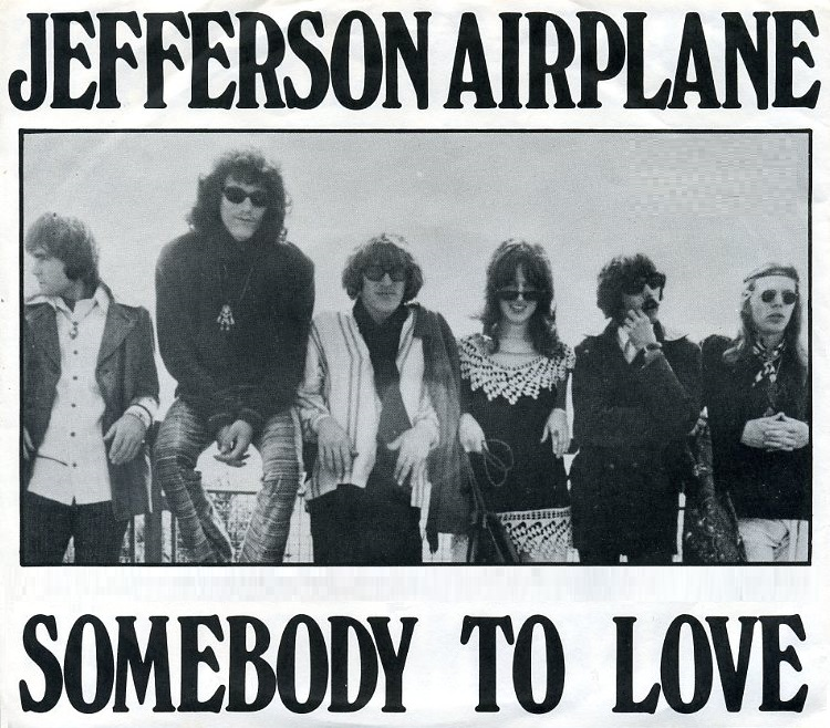find somebody to love jefferson airplane Song information for somebody to love - jefferson airplane on allmusic.