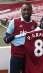 Pablo Armero West Ham