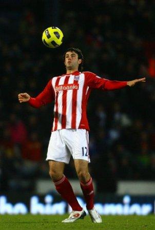Marc Wilson Stoke City