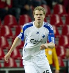 Thomas Kristensen FC Copenhague