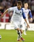 Martin Vingaard FC Copenhage