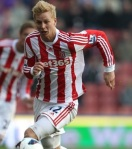 Brek Shea Stoke City