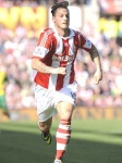 Marko Arnautovic Stoke City
