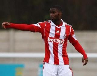 Maurice Edu Stoke City