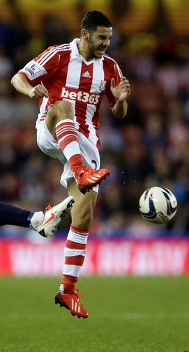 Oussama Assaidi Stoke City