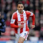 Peter Odemwingie Stoke City