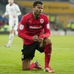 Fraizer Campbell Cardiff City