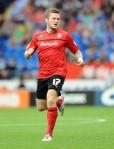Aron Gunnarsson Cardiff City