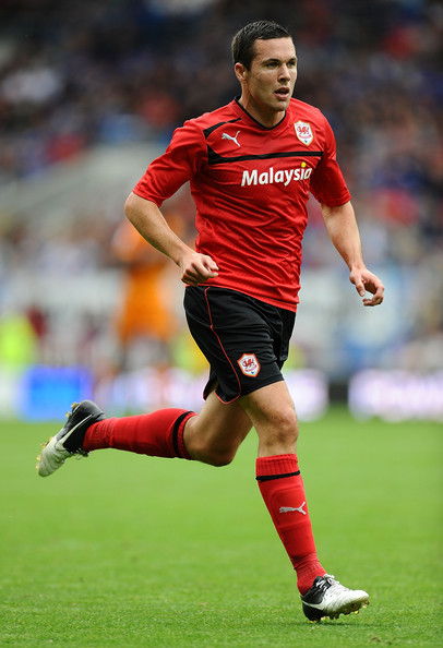 Don Cowie Cardiff City
