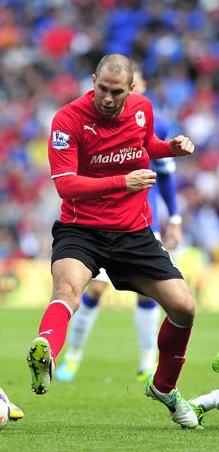 Matthew Connolly Cardiff City