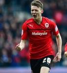 Joe Mason Cardiff City