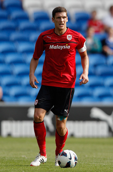 Mark Hudson Cardiff City