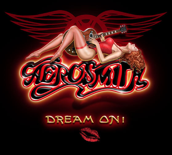aerosdmith - dream on