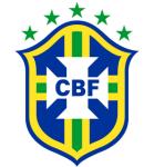 Escudo Confederacion Brasileña de Futbol - CBF
