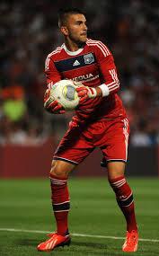 Anthony Lopes Olympique Lyon