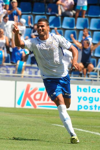 Aridane Santana Tenerife