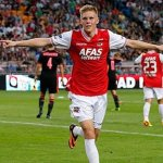 Aron Johannsson AZ Alkmaar