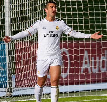 Borja Garcia Real Madrid Castilla