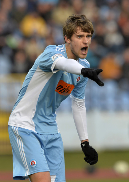 Branislav Ninaj Slovan Bratislava