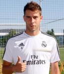 Cristian Gomez Real Madrid Castilla