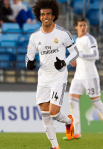 Derik Osede Real Madrid Castilla