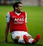 Dirk Marcellis AZ Alkmaar