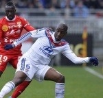 Gueida Fofana Olympique Lyon