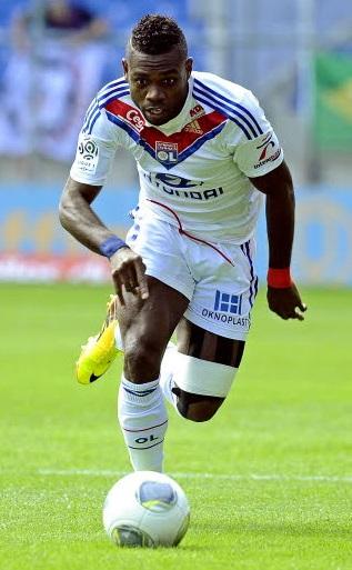 Henri Bedimo Olympique Lyon