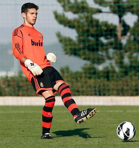 Jacob Sanchez Real Madrid Castilla