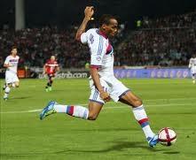 Jimmy Briand Olympique Lyon