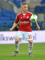 Kamil Kuczak Wisla Krakow