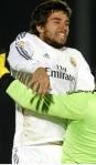 Leandro Cabrera Real Madrid Castilla