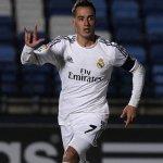Lucas Vazquez Real Madrid Castilla