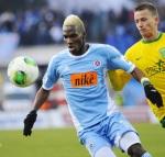 Mamadou Bagayoko Slovan Bratislava
