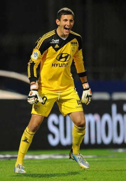 Mathieu Gorgelin Olympique Lyon
