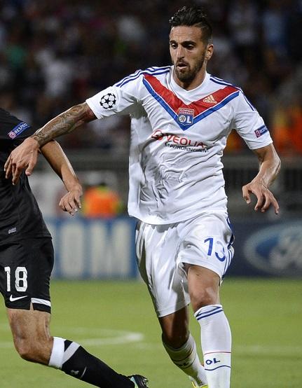 Miguel Lopes Olympique Lyon