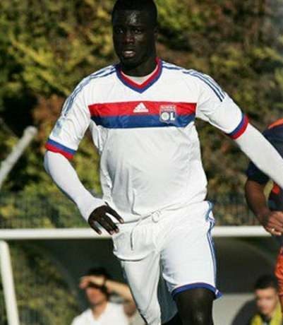 Mouhamadou-Naby Sarr Olympique Lyon