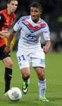 Nabil Fekir Olympique Lyon