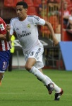 Omar Mascarell Real Madrid Castilla
