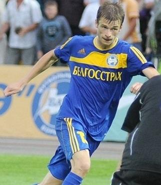 Pavel Nyakhaychyk Bate Borisov